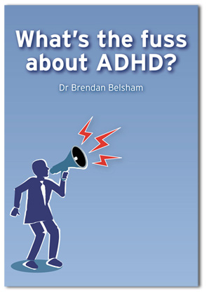 whats the fuss about ADHD?